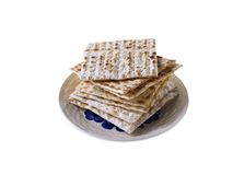 Matzoh Royalty Free Stock Photo