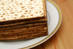 Matzot Stock Photo