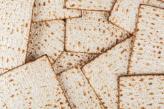 Matzot all Over Stock Photo