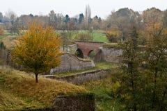 maubeuge Франции стоковое изображение