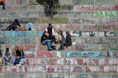 Mauerpark Stock Image