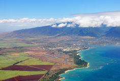 Maui Images stock