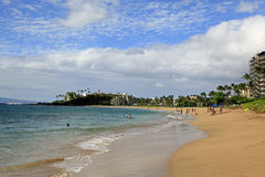 Maui Beach Hawaii Royalty Free Stock Image