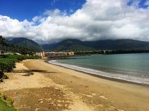Maui beach in Hawaii Royalty Free Stock Photo