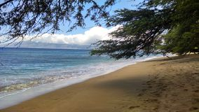 A Maui beach Stock Photo