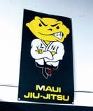 Maui BJJ Royalty-vrije Stock Afbeeldingen