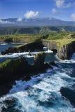 Maui coast. Royalty Free Stock Photos