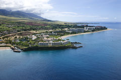 Maui coastline. Stock Photography