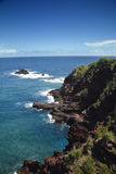 Maui coastline. Royalty Free Stock Photo