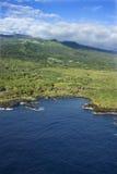 Maui coastline. Stock Photography
