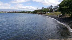 Maui harbor. Maui hawaii cove Royalty Free Stock Images
