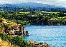 Maui Havaí Fotos de Stock Royalty Free