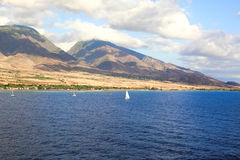 Maui Havaí pitoresco Fotos de Stock
