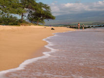 Maui, Hawaii, Beach Stock Photography