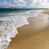 Maui, Hawaii Beach. Royalty Free Stock Image