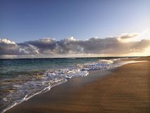 Maui Hawaii beach royalty free stock images