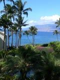 Maui Hawaii Island Oasis in Paradise Stock Photo