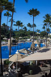 Maui Hawaii Wailea Resort Royalty Free Stock Image