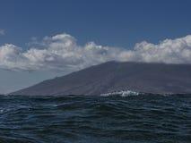 Maui południe brzeg fotografia stock