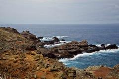 Maui's Coastline Royalty Free Stock Image
