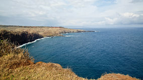 Maui's Coastline Stock Images