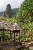 Maui's 'Iao Needle Royalty Free Stock Photos