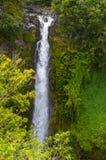 Maui South Coast Waterfall Stock Photo