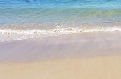 Maui tropikalna plaża Zdjęcie Stock