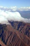 Maui von der Luft Lizenzfreie Stockfotos