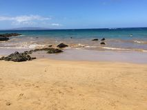 Maui Waters Stock Photography