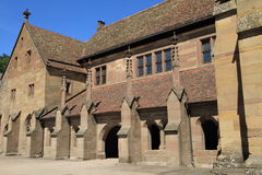 maulbronn μοναστήρι στοκ φωτογραφία με δικαίωμα ελεύθερης χρήσης