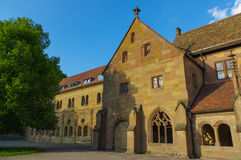 Maulbronn Abbey, Germany, medieval Unesco World Heritage monument Stock Photos