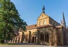 Maulbronn-Kloster Lizenzfreie Stockfotos