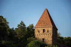 Maulbronn-Kloster Stockbild
