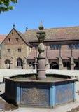 Maulbronn Monastery Royalty Free Stock Image