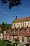 Maulbronn monastery. In Germany which has been registered as one of UNESCO's World Cultural Heritage sites since December 1993 Royalty Free Stock Image