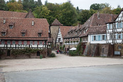 Maulbronn monastery Stock Photos