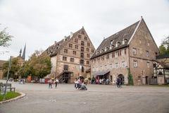 Maulbronn monastery Stock Image
