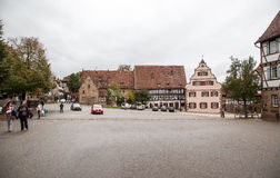 Maulbronn monastery Royalty Free Stock Images