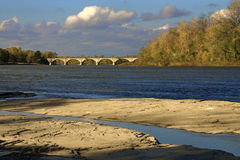 Maumee River 2 Royalty Free Stock Image