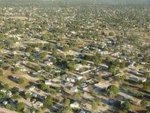 Maun в Ботсване стоковое изображение
