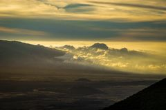 Mauna Kea καθορισμένη Στοκ φωτογραφίες με δικαίωμα ελεύθερης χρήσης