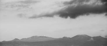 Mauna Kea Fotografia Stock
