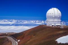 Mauna Kea Stock Afbeelding