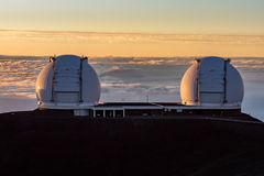 Mauna Kea Mountain, Big Island, Hawaii 2016 Stock Photo
