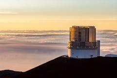 Mauna Kea Mountain, Big Island, Hawaii 2016 Stock Image