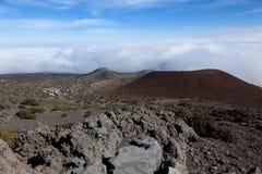 Mauna kea rangers station Stock Image
