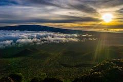 Mauna Kea Set Photos stock
