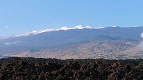Mauna Kea Royalty Free Stock Images