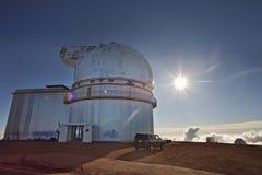 Mauna Kea summit Stock Photography